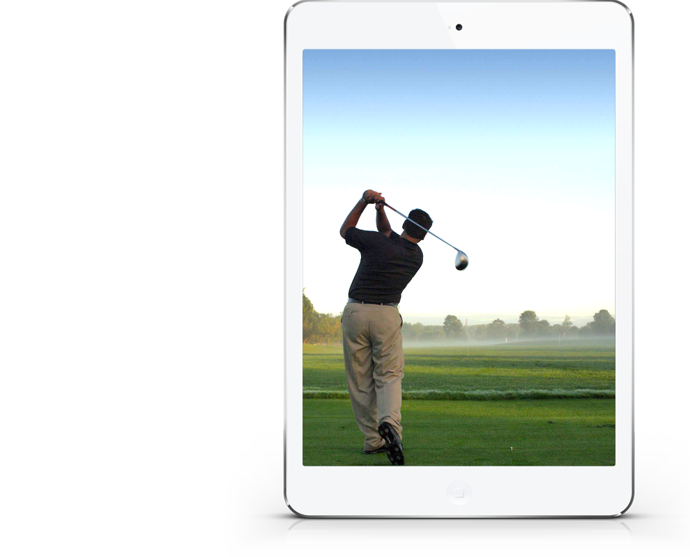 iGolfinstructor - improve your game with swing analysis